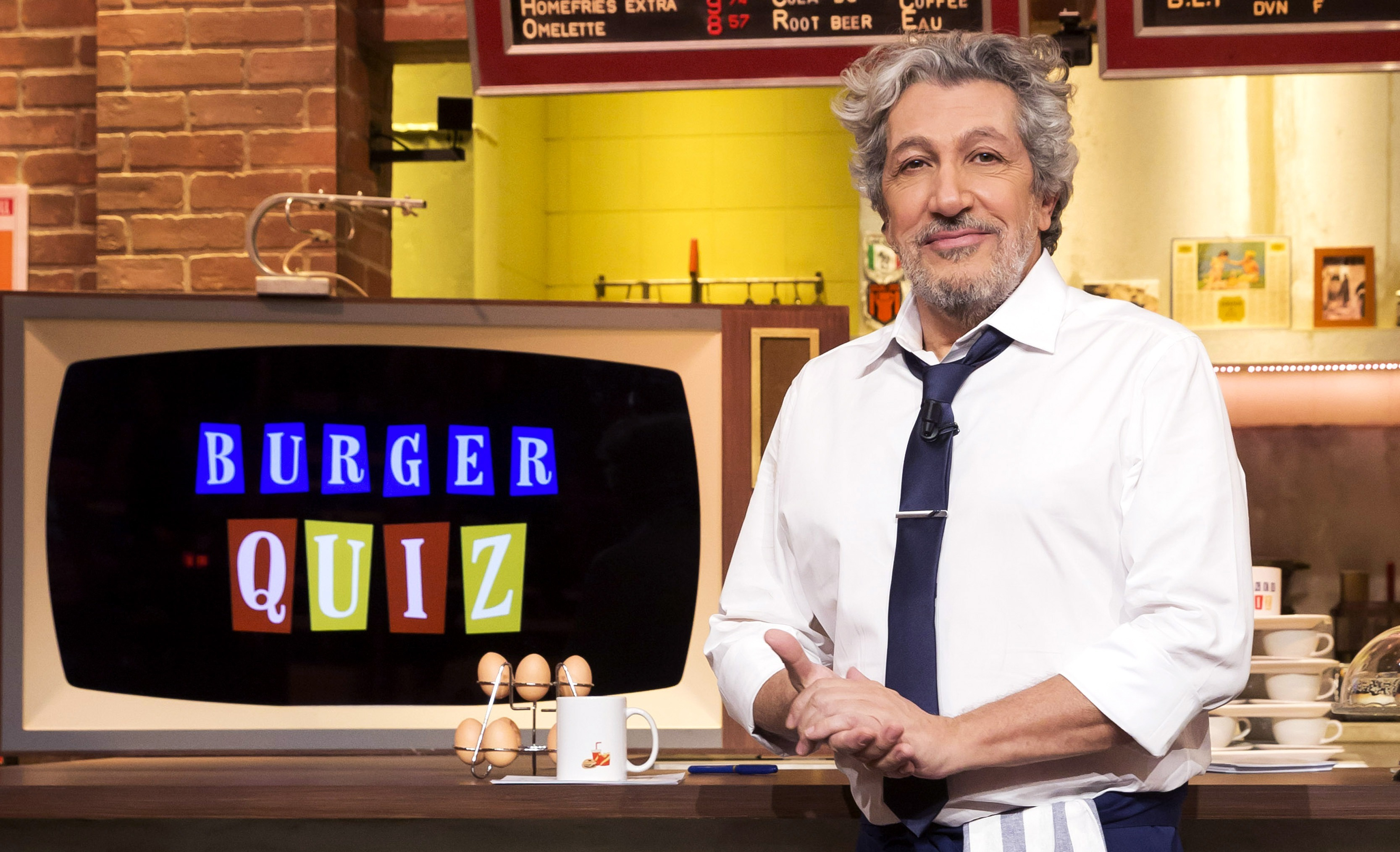 Burger Quiz : a unique concept !